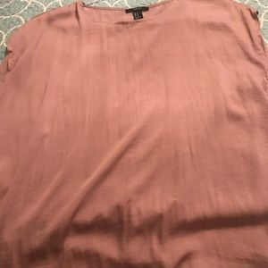 Forever 21 Taupe colored blouse